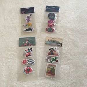Disney's Embroidered Patches
